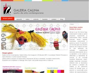 Galeria Calina Timisoara