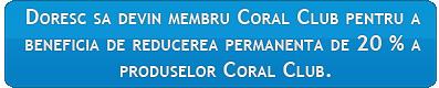 Devino Membru Coral Club