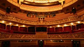 Opera Nationala Timisoara. Aprilie 2012. Program