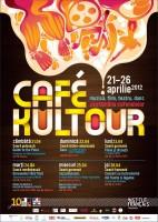 Cafékultour 2012 Timisoara. Program