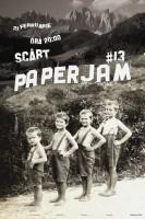 Paperjam #13 ajunge la Scârț în 21 februarie