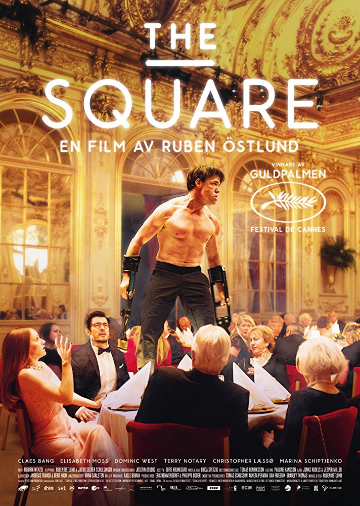 The Square_afis original